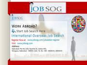 JobSog - Overseas Job Consultants